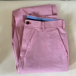 NWOT Brooks Brothers Pink Pants 34 x 30